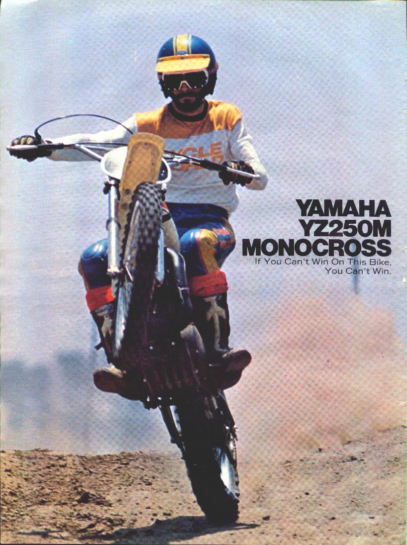 Vintage Yz Info 1978 Yamaha Dt 125 Wiring Diagram Pg 1